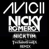 Avicii & Nicky Romero - Nicktim (TechnotroniX EDIT Remix)