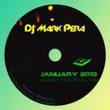 DJ MARK PERA - JANUARY 2013 (January PROMOTIONAL MIX)