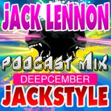 PODCASTMIX JACKSTYLE DEEPCEMBER 2016 #HOUSEMUSIC