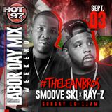 LABORDAY WEEKEND LIVE ON #HOT97