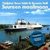 """""""Suureen maailmaan""""  - Turun Säkki & Keravan Kolli feat. Hyvän Tuulen Harri - Vol 6"""