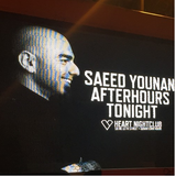 Saeed Younan Live @ Heart Afterhours, Miami