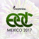 Major Lazer - Live @ Kinetic Field, EDC Mexico 2017