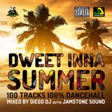 Dweet Inna Summer 100% Dancehall Mixtape AUG 2015