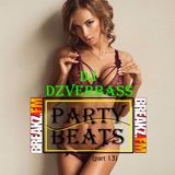 Dj Dzverbass - Party Beats (part 13)