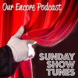 Sunday Show Tunes 5th November 2017