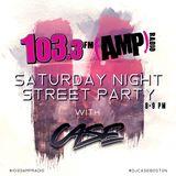103.3 AMP Radio - Saturday Night Street Party - 111619