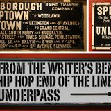 Live From the Writer's Bench Episode 53: Has Another Golden Era of Hip Hop Come To An End Part 2