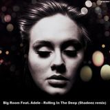 Big Room Feat. Adele - Rolling In The Deep (Shadeez Remix)