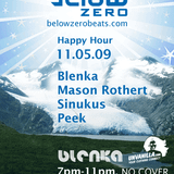 Below Zero Presents: Mason Rothert & Sinukus Live at Swig
