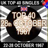 UK TOP 40 22-28 OCTOBER 1967