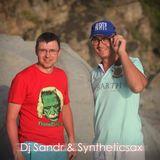 Syntheticsax & Dj Sandr - Live Sokolniki