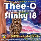 Thee-O - Slinky 18 Live - April 2017