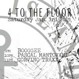4 To The Floor - Jan. 3rd, 2015