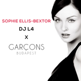 Sophie Ellis-Bextor comes to Budapest Podcast by DJ L4 (Garçons)