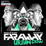 Radiomind - Live @ Far Away, Club Hebraica. 27.04.2013