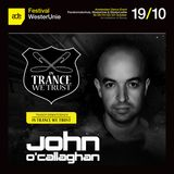 John O'Callaghan LIVE from ITWT, ADE Holland 2016