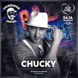CHUCKY - CSIBESZEK WarmUp at BadGirlz (2017.04.16.)