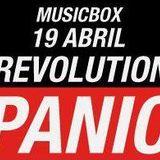 DEADFRED's Revolution Mixtape for PANIC!