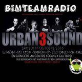 BTR - Soirée Urban Sound 2016 Interview et Extrait Concert