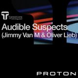 The Audible Suspects (Jimmy Van M & Oliver Lieb) on Transitions Radio