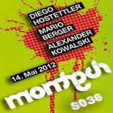 Alexander Kowalski @ Montech - SO36 Berlin - 14.05.2012