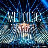 Melodic Trance JANUARY 2018