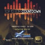 Top 10 EDM Countdown with Freestyle Chulo and DJ Lexx 9-13-16