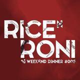 Weekend Dinner Mixtape #005