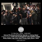 Voice of the Streets w/ Kenny Allstar & Friends - 30th December 2016
