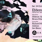 Helmut J & Ryan Sullivan - Opening set Era for Efdemin Oct 2015