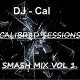 DJ - CAL - CaliBr8ed Electro House Smash Mix Vol 1