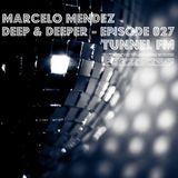 Marcelo Méndez - Deep & Deeper 027