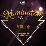 Kumbiaton Mix Vol. 2 by Rafiky Dj El Novato M.R.