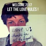 welcome 2017 let the love rules by DJ chris prado