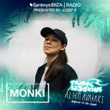 Jozef K & Monki - Sankeys Ibiza Radio 011 (Tribal Sessions) - August 2016