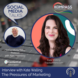 Episode #86: Interview with Kate Walling from Traction Hero. The Pressures of Marketing