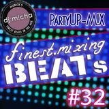 finest.mixing BEATS #32 - PartyUP-M!X