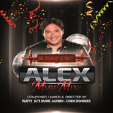 Alex - Feestmix 2019 ( By Party Dj Rudie jansen & Coen Donders )
