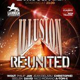 dj David Dm @ La Rocca - Illusion Re United 25-01-2014