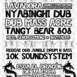 Nyahbinghi Dub Live @ Guacamayo Bass - Esoa El Dragón, Madrid - 3 de agosto 2012