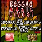 REGGAE MUSIC LIVES (Reggae 2012)