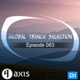 Global Trance Selection063(02-07-2015)