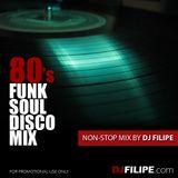 80's Funk+Soul+Disco Mix (2009)