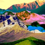 5th Dimensional Mountain (Neon City Promo mIx)