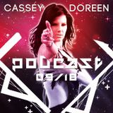 This is Cassey Doreen // Podcast September 2018