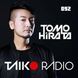 Tomo Hirata - Taiko Radio 092