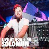 Solomun | Goa Año Nuevo | Nefertiti | 01 Enero 2014