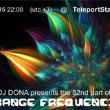 Dona - Strange frequencies 52