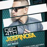 J. Espinosa - Live At Taste 12.04.15